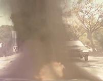 Police Chase - VFX Test