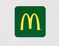 McDonalds - présentation vidéo de site web