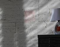 Гипсовые 3D панели Alivio серии Loft