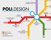 Milan Design Week maps | POLI.design