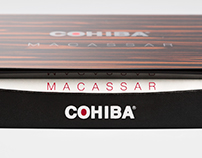 Cohiba Macassar Launch