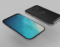Blackberry Classic 2018 concept design