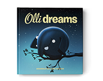 New Olli book (Olli dreams)