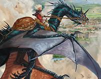 Phantom's of the sky (Book Cover)
