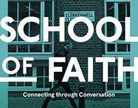 SCHOOL OF FAITH - Branding