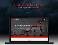 Website Mock-up