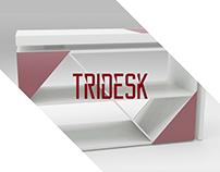 TriDesk | Mesa Multifuncional