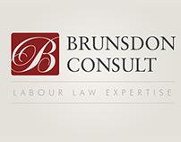 Brunsdon Consult Branding
