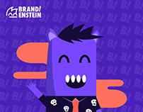 Inspiring & becoming the branding team for startups