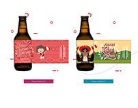 Cervezas Personalizadas para Fiestas Patrias