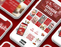 Meat House Ramadan Campaign | Social media