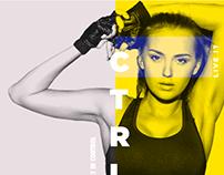 Branding || Essentia Gym