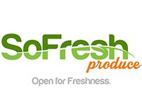 So Fresh Produce - Miami Fl.