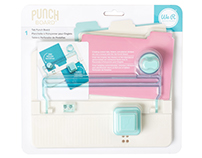 Package Design WeR Tab Punch Board