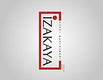 IZAKAYA - Sushi Restaurant Identity