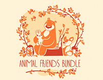 Animal Friends Bundle