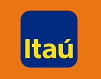 Banner de site - Itaú (Animação)