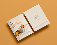Free Letter Size Brochure Mockup