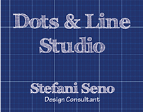 Branding Design for Dots & Line Studio