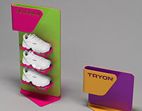 Tryon — POP Display