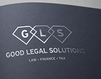 Logo for Good Leagal Solutions