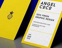 Angel Coco (Personal Branding)