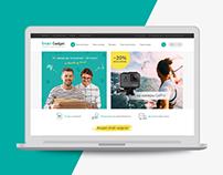 Design for Smart Gadget Online Store