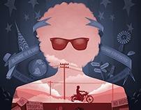 Rolling Stone Italia back cover - Bob Dylan - Dec. 14
