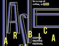 Taste Arabica Festival Posters