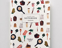 Notebook Collection / Pattern design