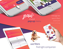 petpal mobile application
