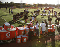 Gatorade Nutrition Camp