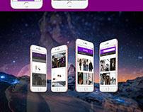 Snazzy iOS App