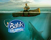 Balık Logo Tasarımı