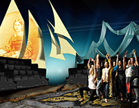 Crossroads - Set and Projection Design