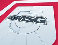 2016 MSG rebrand