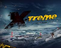 X-treme wet & wild edition