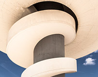 Centro Cultural Niemeyer, Avilés. Asturias (Spain)