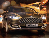 TrustFord Vignale Launch Collateral