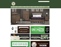 Amish Country Furnishings Website