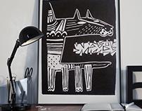 Xilografías | Grabados