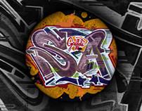 Graffiti South Africa website