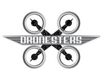 Dronesters Logo