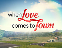 WHEN LOVE COMES TO TOWN