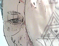 Vol. 1/ Diary of an illustrator/ Lines and Faces /