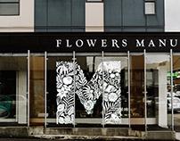 Flowers Manuela Branding