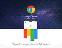 Google Chrome Redefined