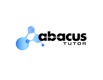 Clean Logo Design for Abacus Tutor