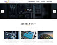 Website Siti Mexico
