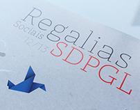 SDPGL - Regalias Sociais